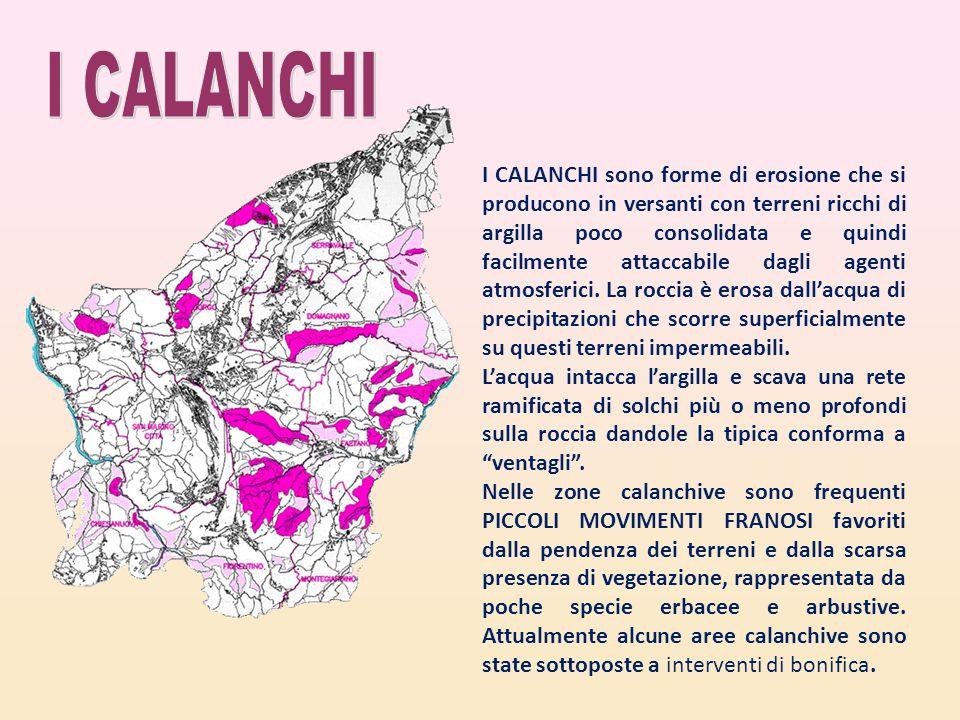 I CALANCHI