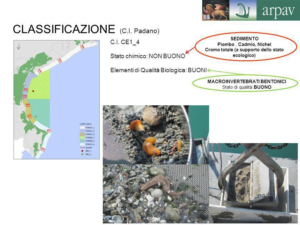 CLASSIFICAZIONE (C.I. Padano)