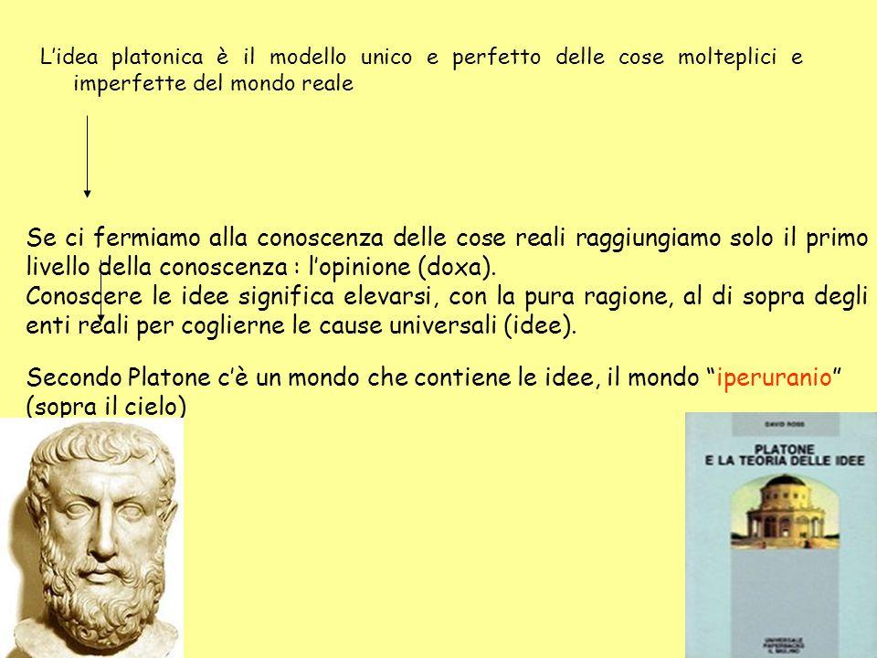Platone filosofo ateniese nato nel 428 a c ha posto le for Idee di estensione a livello diviso