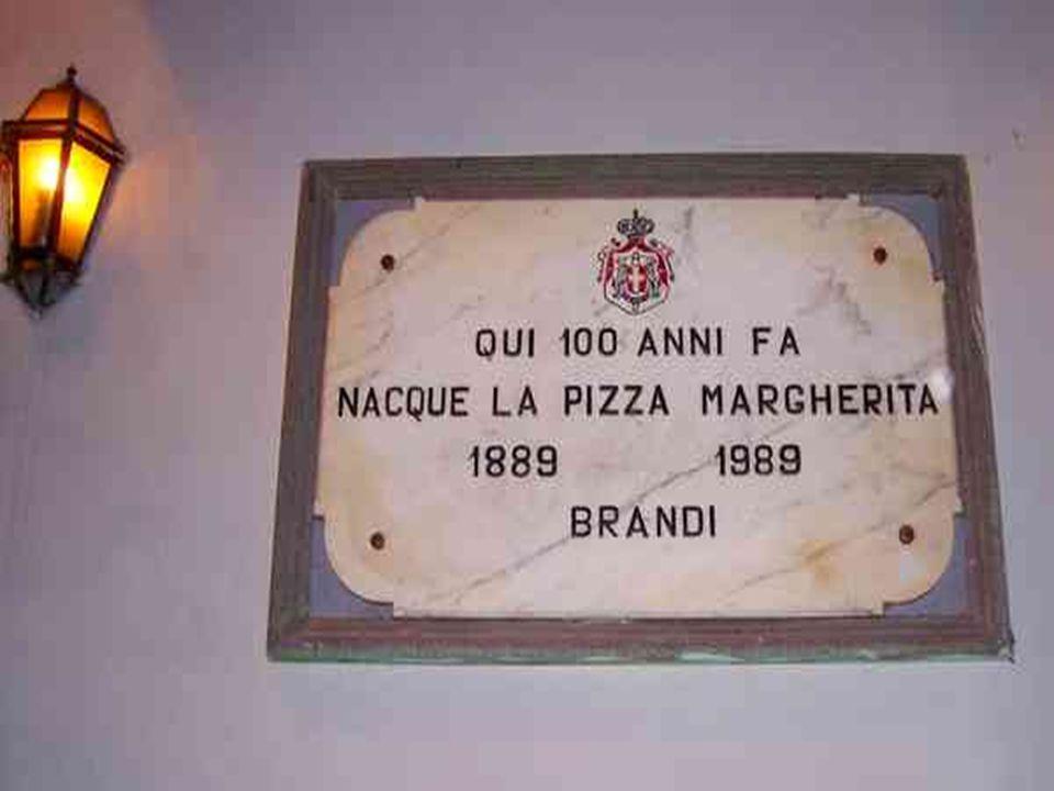 La pizza Pizzeria Brandi, Napoli
