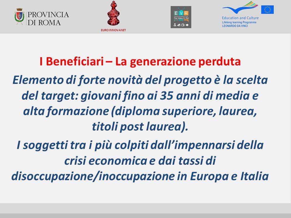 I Beneficiari – La generazione perduta