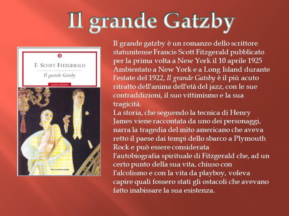 Il grande Gatzby