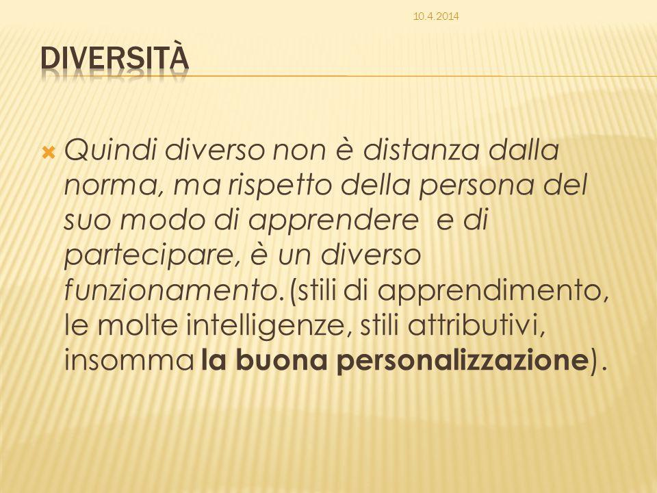 10.4.2014 Diversità.