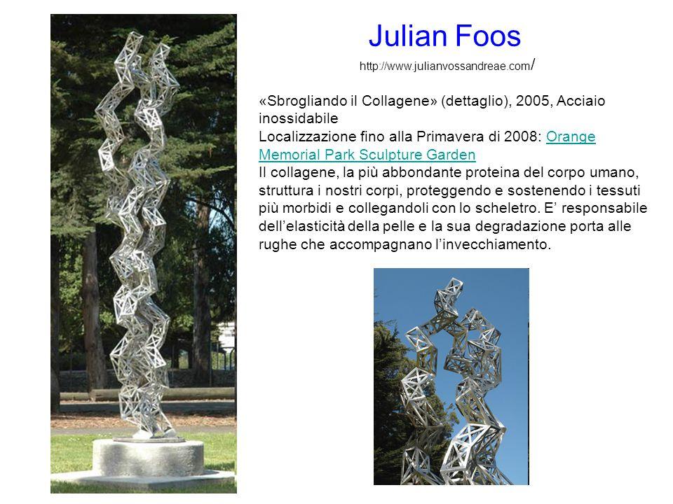 Julian Foos http://www.julianvossandreae.com/
