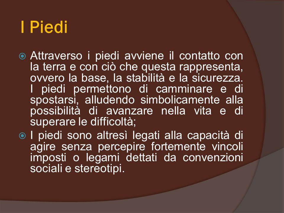 I Piedi