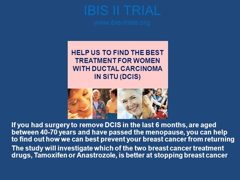 IBIS II TRIAL www.ibis-trials.org