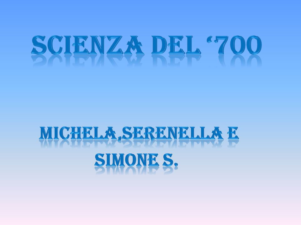 MICHELA,SERENELLA E SIMONE S.