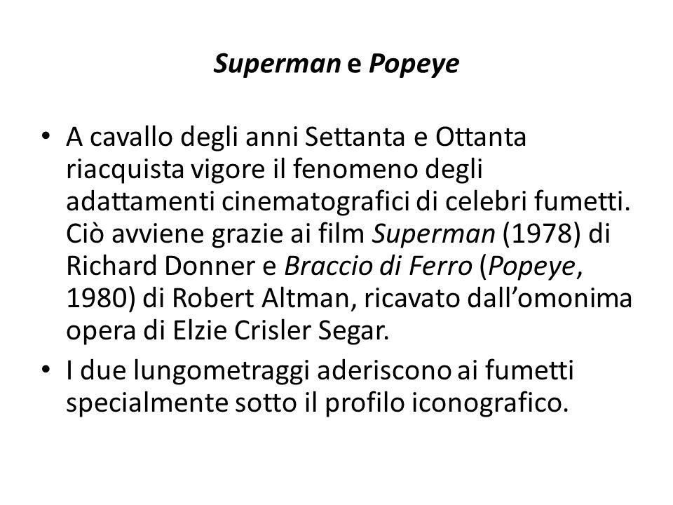 Superman e Popeye