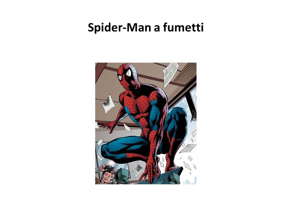 Spider-Man a fumetti