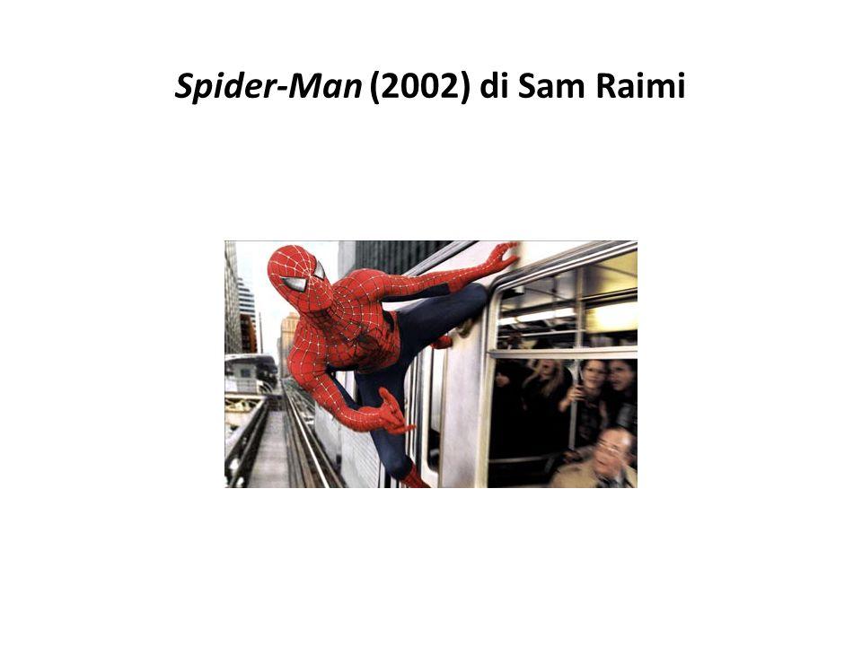 Spider-Man (2002) di Sam Raimi