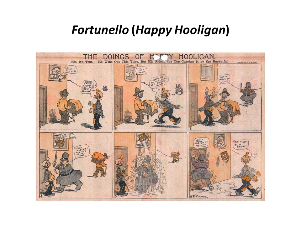 Fortunello (Happy Hooligan)
