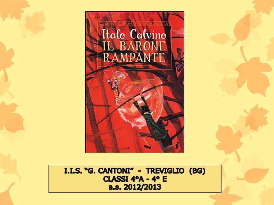 I.I.S. G. CANTONI - TREVIGLIO (BG)