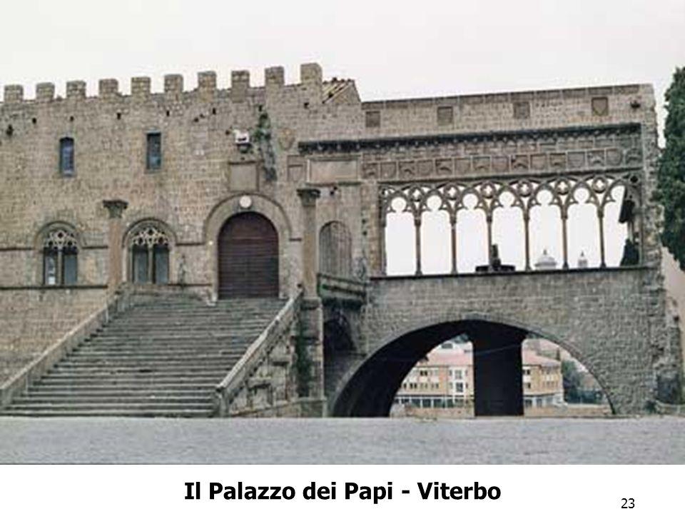 Il Palazzo dei Papi - Viterbo