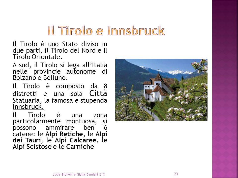 Il Tirolo e Innsbruck