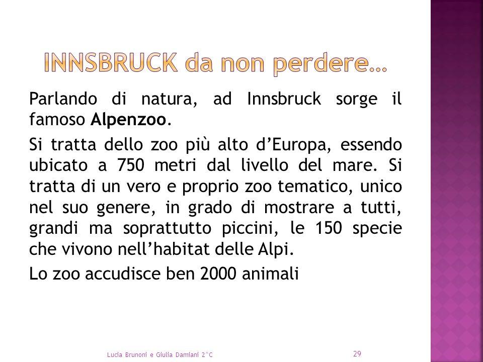 Innsbruck da non perdere…