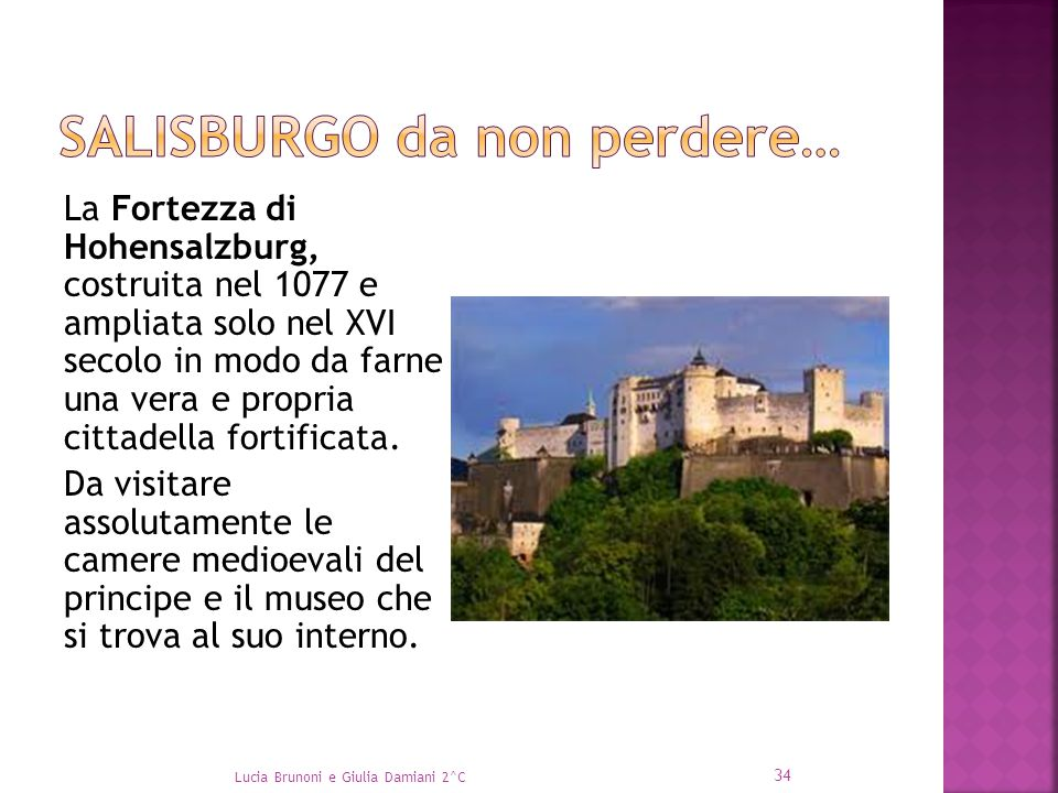 Salisburgo da non perdere…