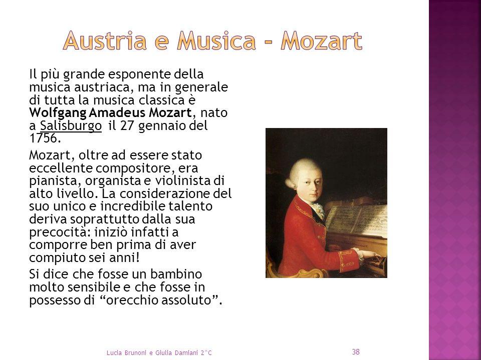 Austria e Musica - Mozart