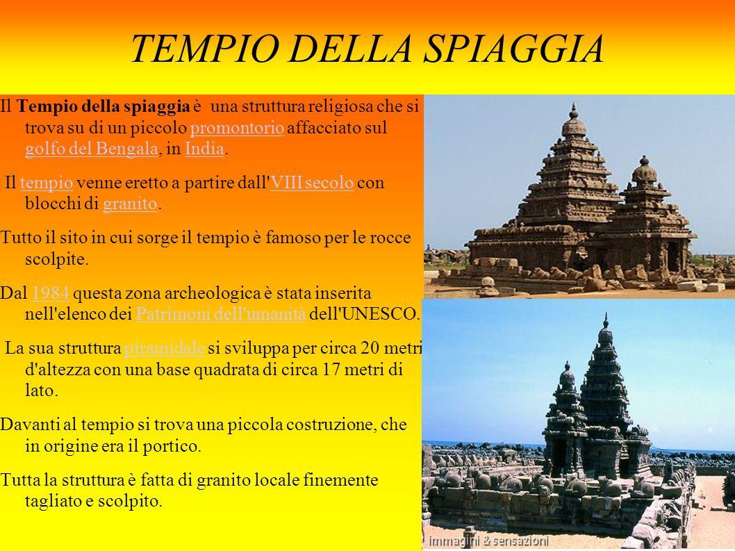 TEMPIO DELLA SPIAGGIA