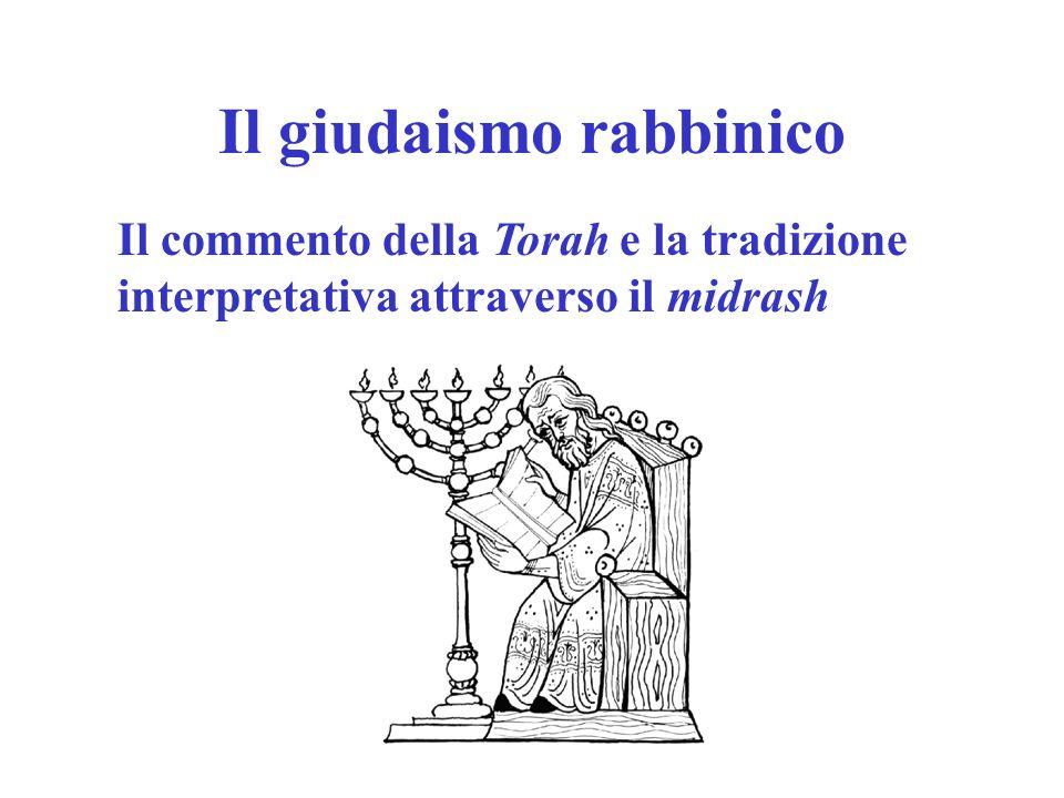 Il giudaismo rabbinico