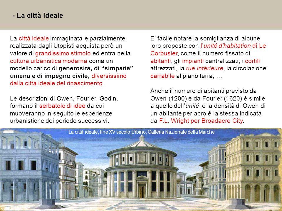 - La città ideale