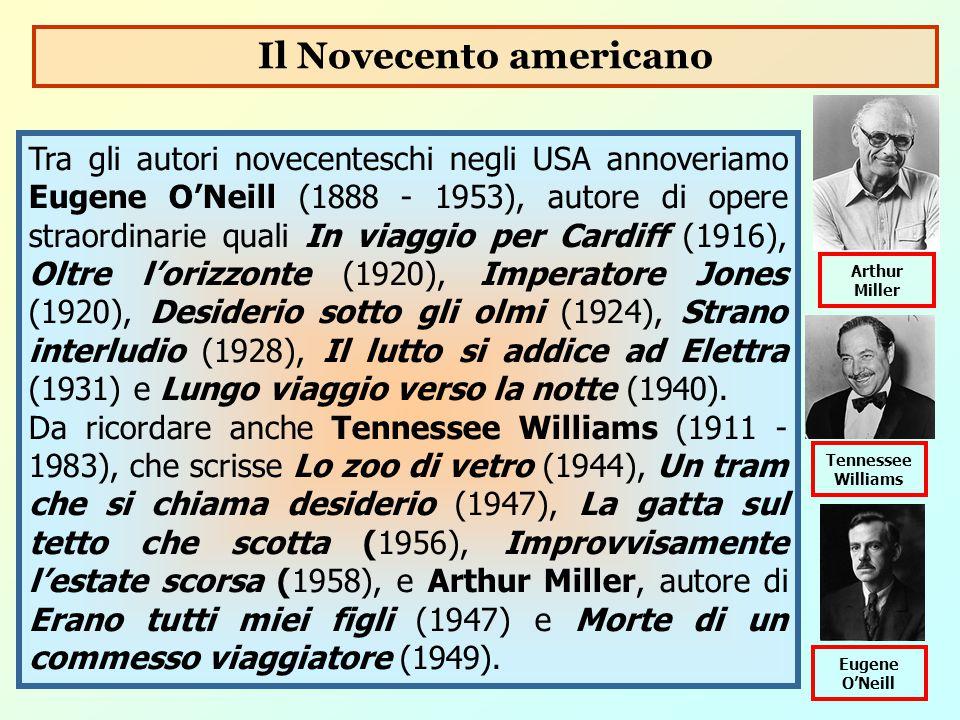 Il Novecento americano