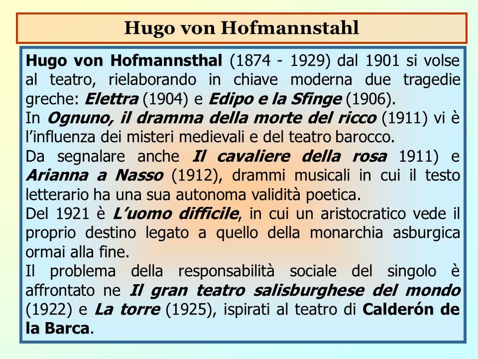 Hugo von Hofmannstahl