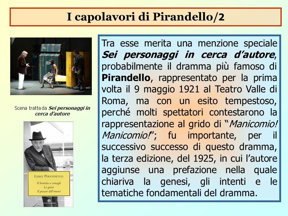 I capolavori di Pirandello/2