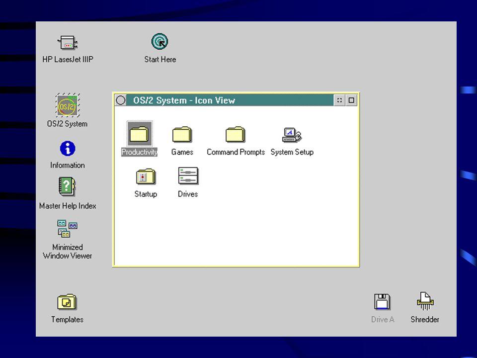 1992 Viene rilasciato Screen Reader/2. Un software per non vedenti. Permette l'accesso ai nuovi ambienti grafici.
