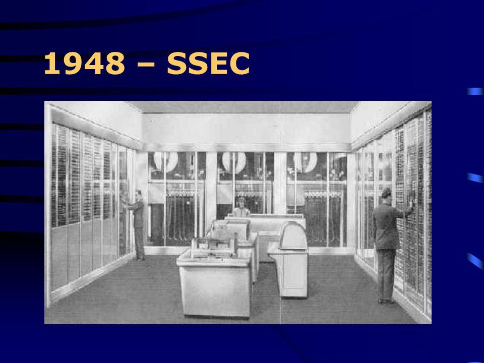 1948 – SSEC