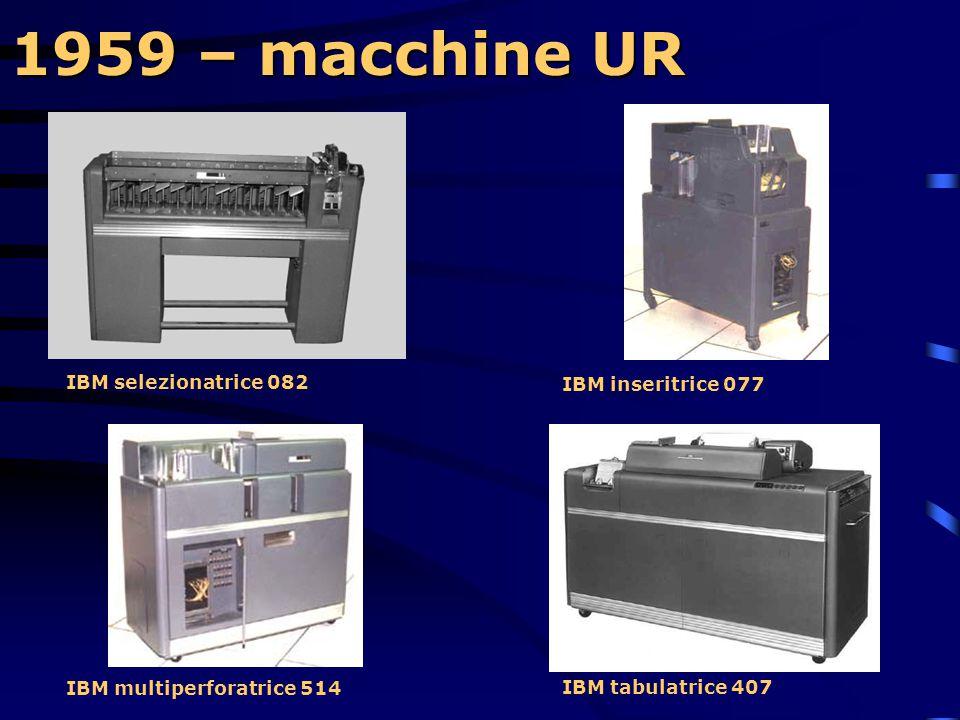 IBM multiperforatrice 514