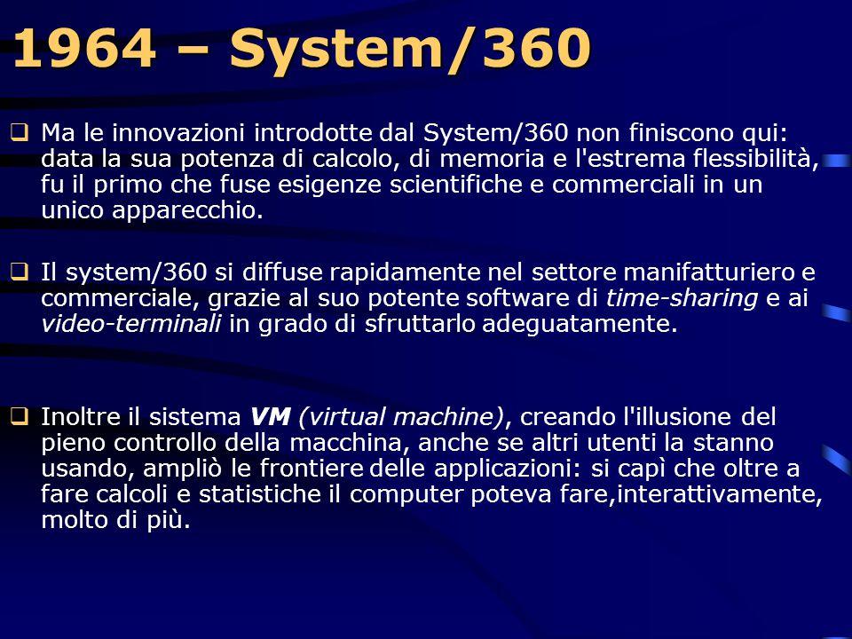 1964 – System/360