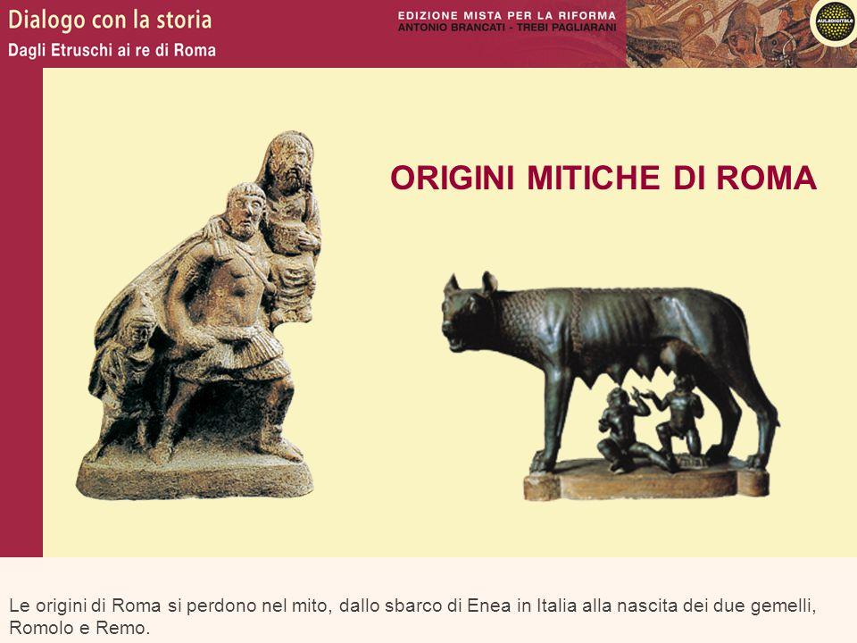 ORIGINI MITICHE DI ROMA