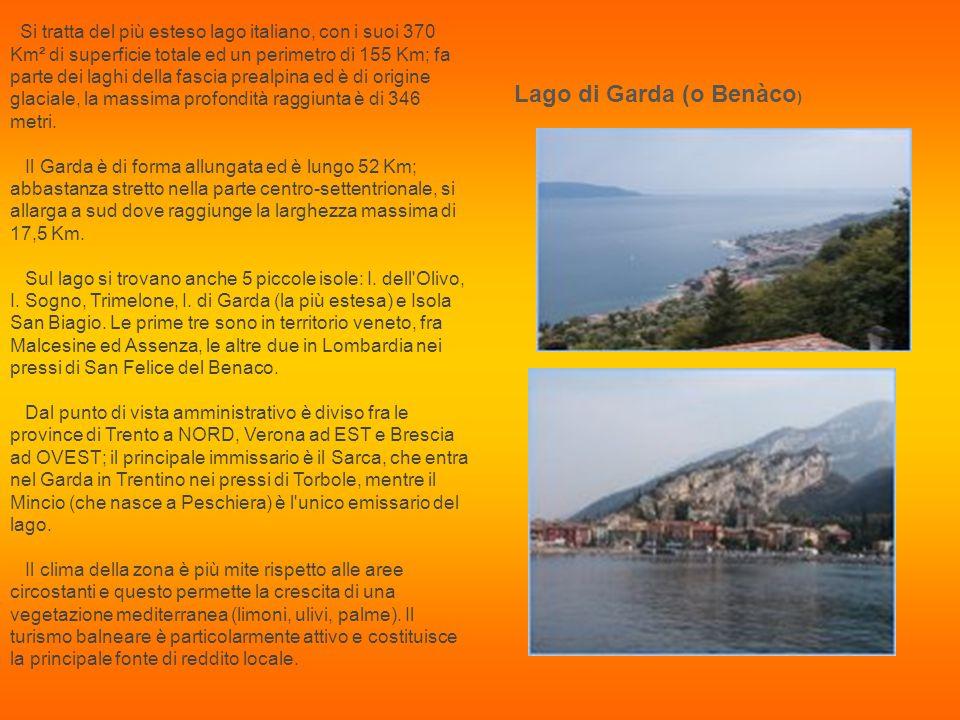 Lago di Garda (o Benàco)