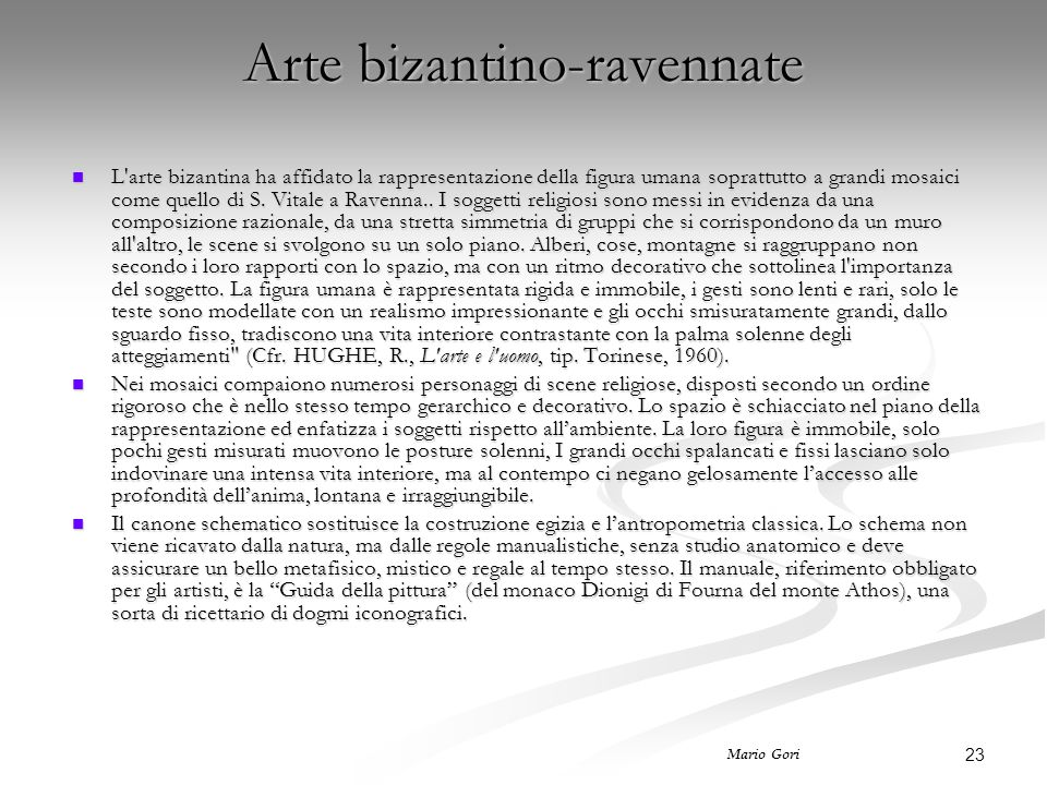 Arte bizantino-ravennate