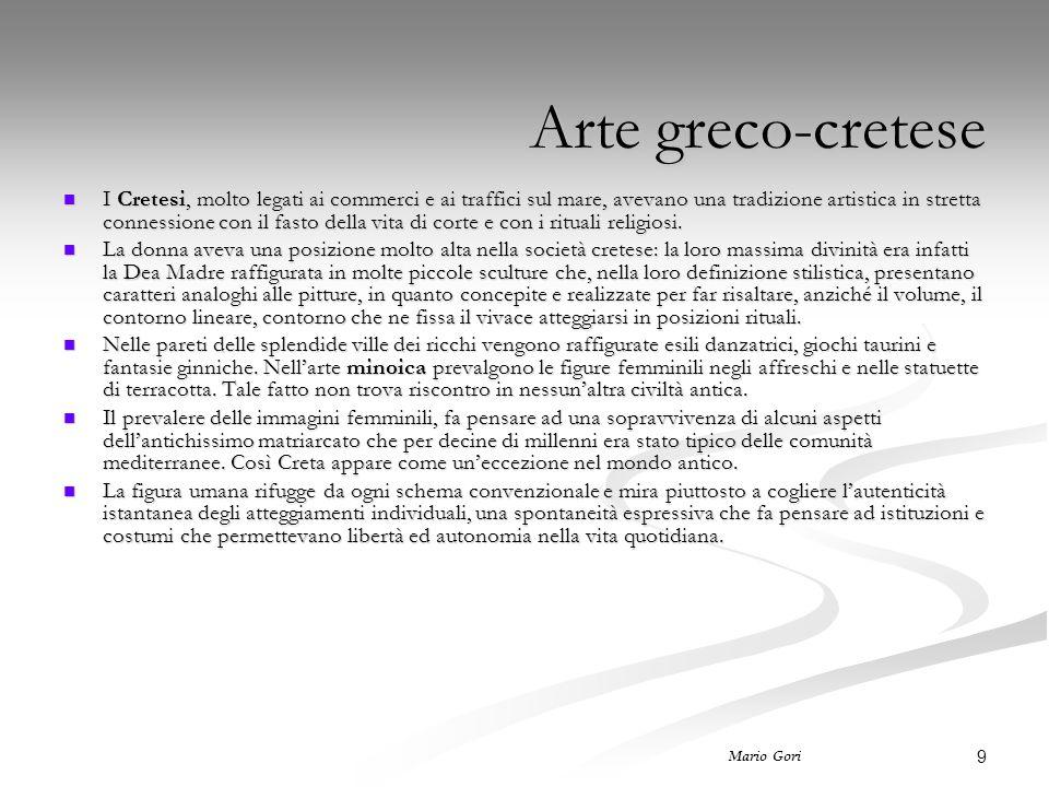 Arte greco-cretese
