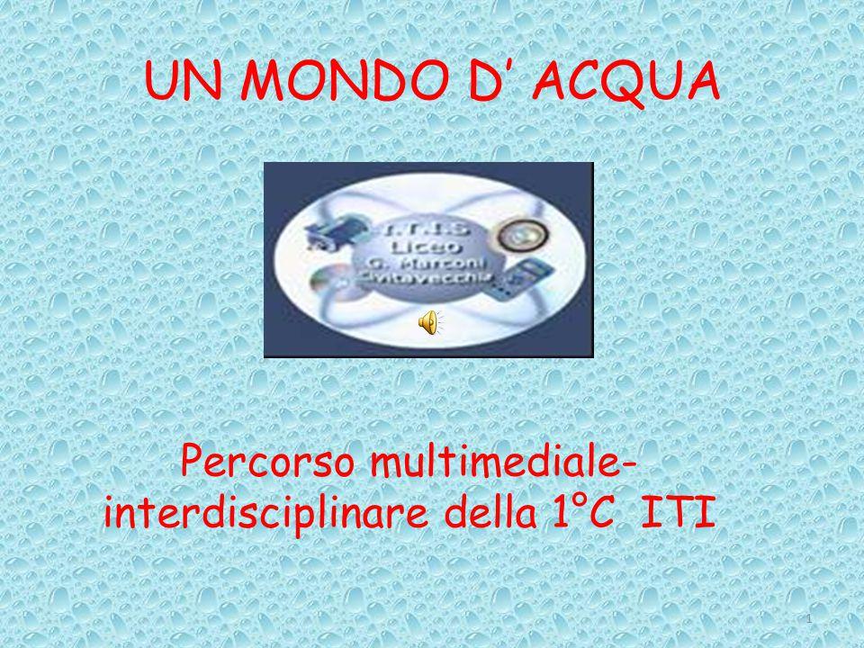 Percorso multimediale-interdisciplinare della 1°C ITI