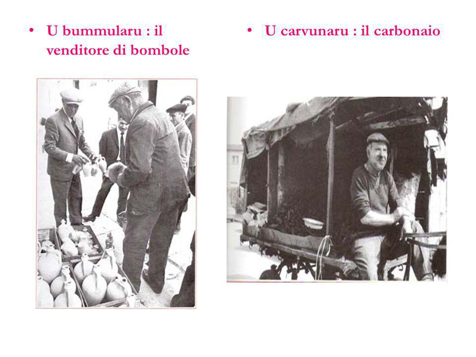 U bummularu : il venditore di bombole