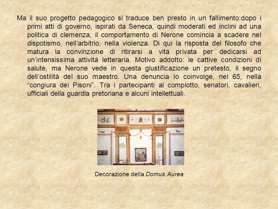 Decorazione della Domus Aurea