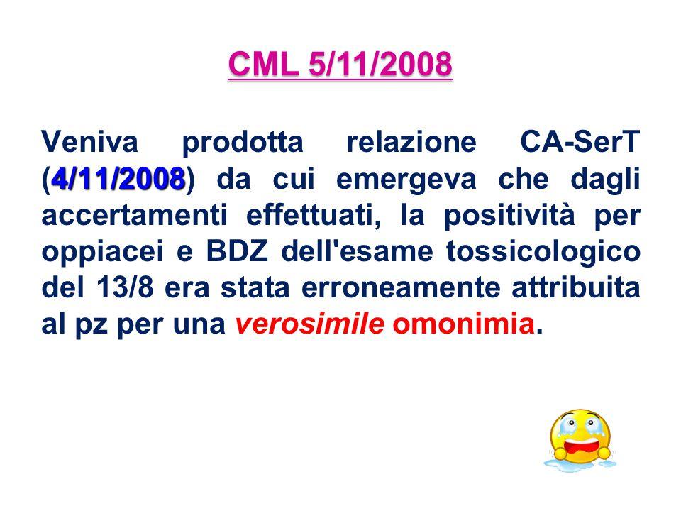 CML 5/11/2008