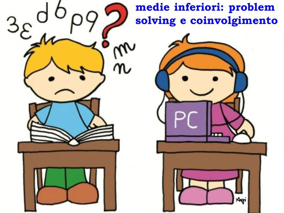 medie inferiori: problem solving e coinvolgimento