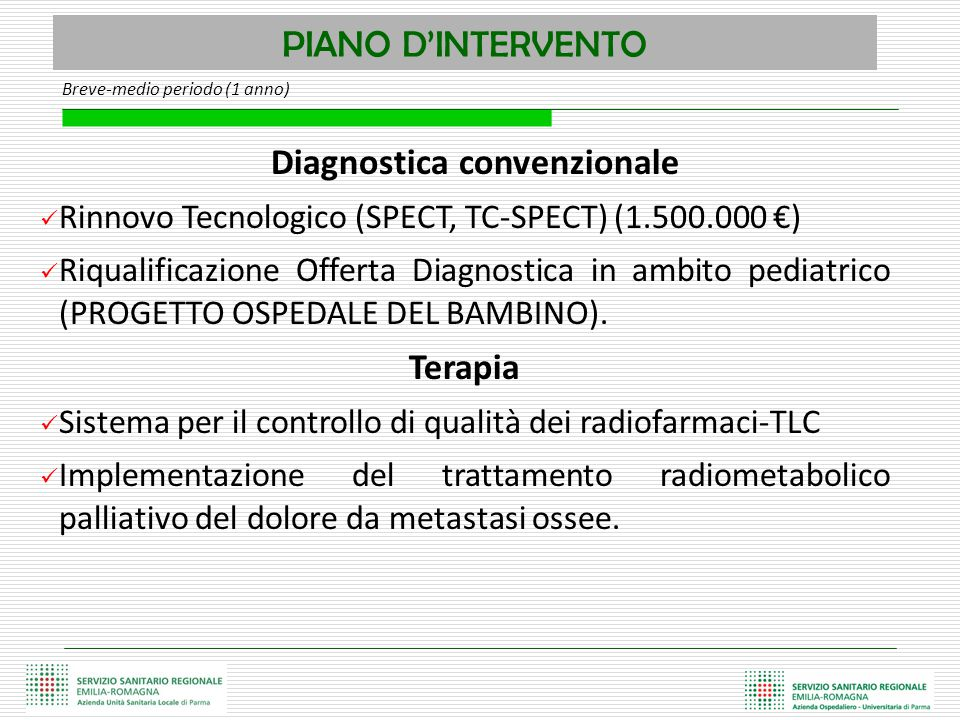 Diagnostica convenzionale