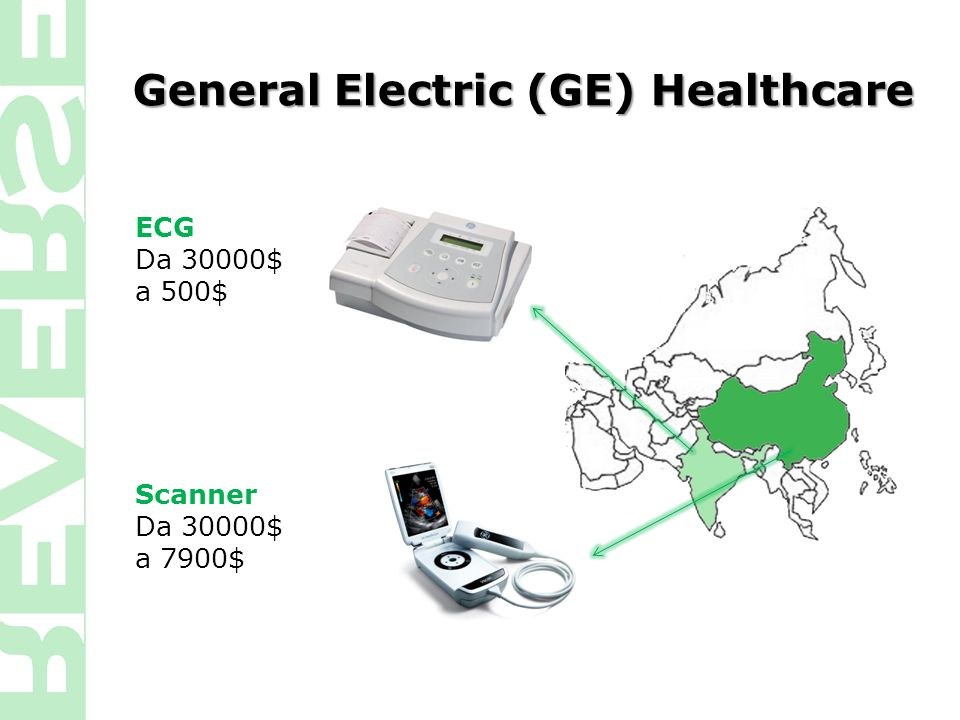 General Electric (GE) Healthcare