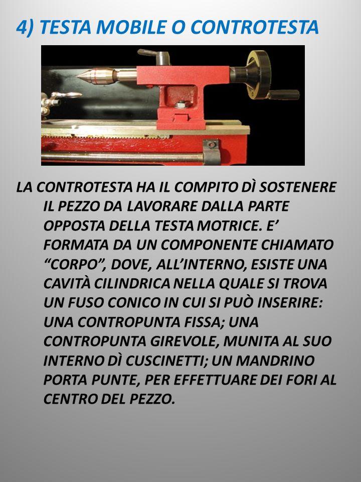 4) TESTA MOBILE O CONTROTESTA