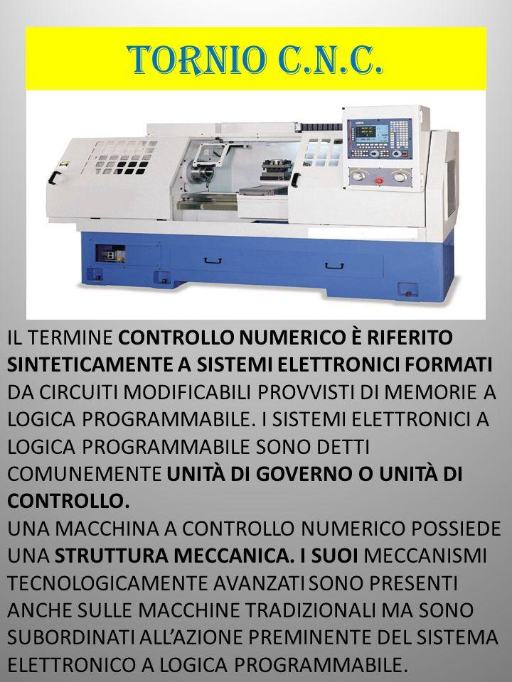 TORNIO C.N.C.