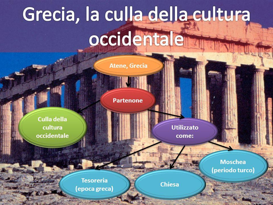 Grecia, la culla della cultura occidentale