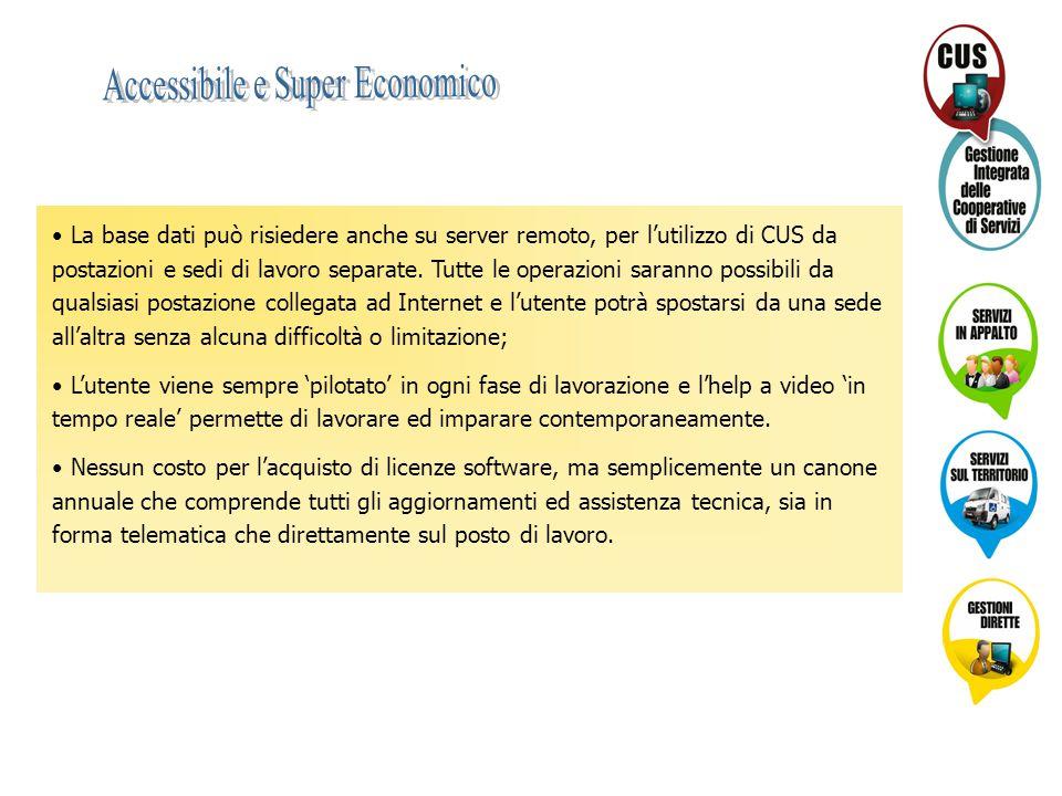 Accessibile e Super Economico
