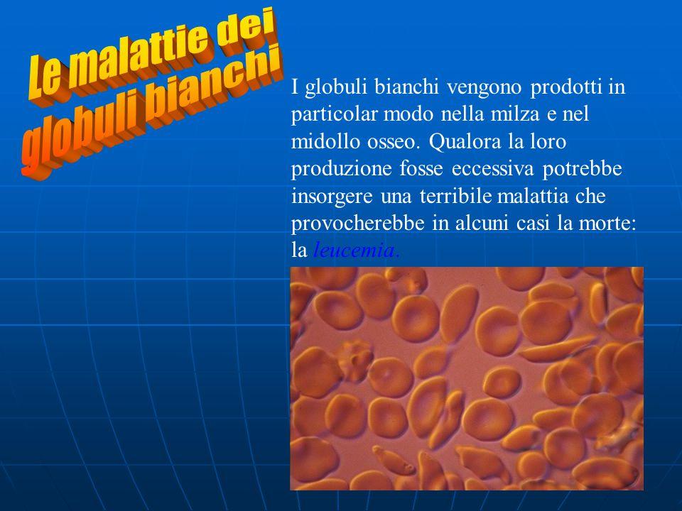 Le malattie dei globuli bianchi
