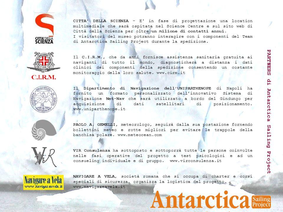 PARTNERS di Antarctica Sailing Project