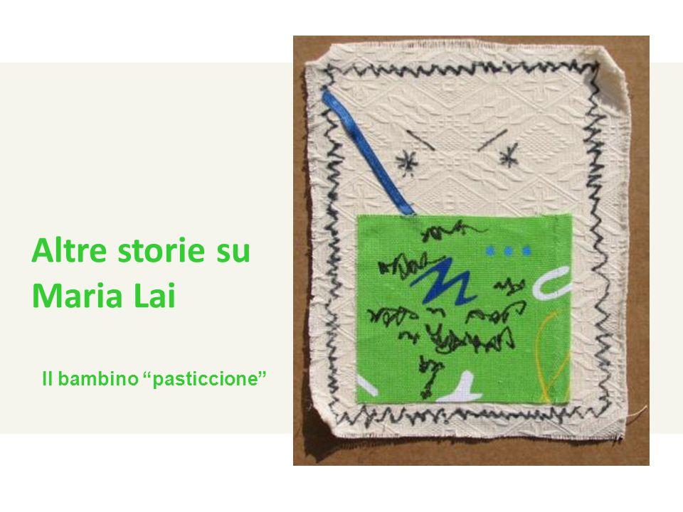 Altre storie su Maria Lai