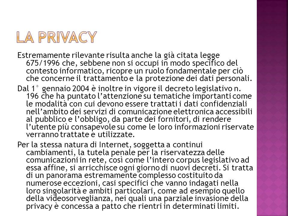 La privacy